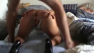 Bedste amature anal sex