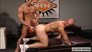 Andreas Cavalli fucks Craig Reynolds ass