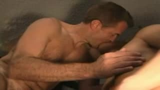 This gay couple love to get hard and ass fuck