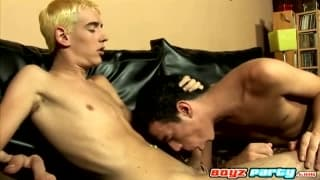 Ewan Rossi and Erick Milano love playing