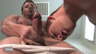 Rusty Stevens and Dayton OConnor sucking