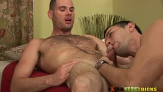 Alexander Garrett and Cole Streets sucking