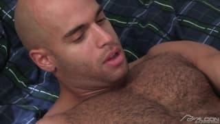 Sean Zevran and Luke Adams sodomising deeply