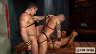 Rod Daily with Trenton Ducati and JR Bronson