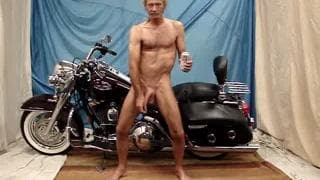 Nude male stripper play for us video