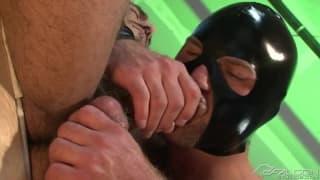 Alessio Romero and Tom Wolfe love BDSM
