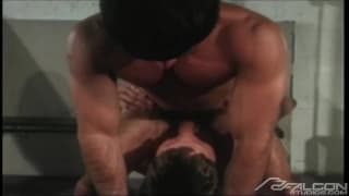 Dirk Rod and his friend cum together