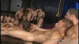 A big hot sex session with plenty to enjoy
