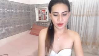 Tranny webcam babes enjoy masturbating