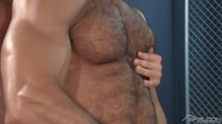 Sean Zevran and Josh Conners love anal sex