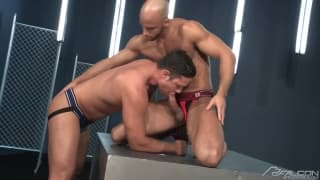 Sean Zevran and Josh Conners love anal sex