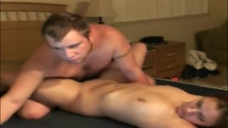 Fucking her in all his favourite positions