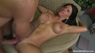 Sexy MILF enjoys being filled with you dick