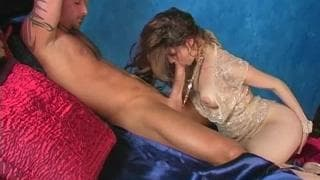 Jenni Lee and Julian love to enjoy sex
