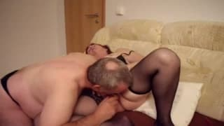 Mature amateurs who enjoy being home alone