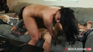 Hot Mom No Panties In Public