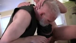 Daddies fucking with some BDSM and fetish