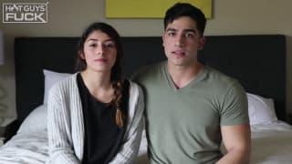 Diego Cruz and Vanessa Ortiz Fuck Hot Guys