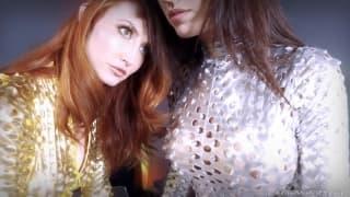 Sexy female sex robot quality control